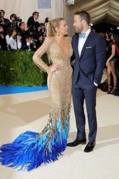 50 Adorable Met Gala Celebrities Fashion 1
