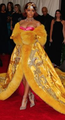 50 Adorable Met Gala Celebrities Fashion 10