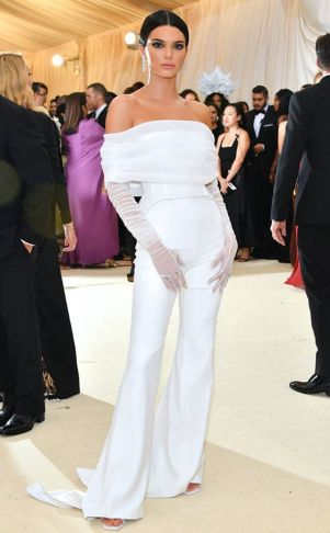 50 Adorable Met Gala Celebrities Fashion 20