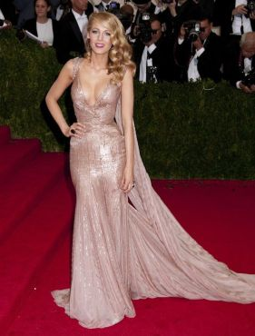 50 Adorable Met Gala Celebrities Fashion 22