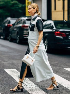 50 Comfy and Stylish Maternity Outfits Street Style Looks 56
