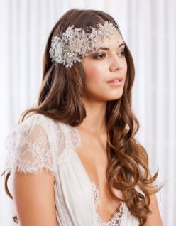 50 Natural Loose Hairstyle Looks for Brides Ideas 47