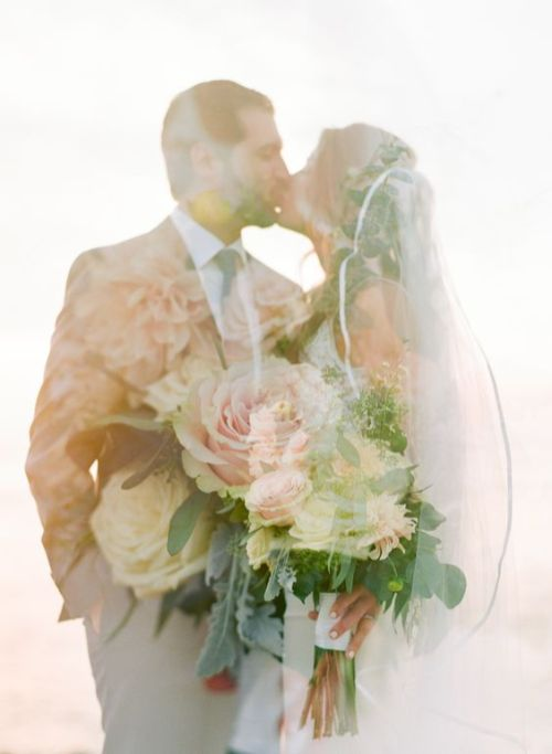 50 Romantic Wedding Double Exposure Photos Ideas 34