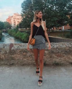 50 Ways to Wear Wedges for Spring and Summer Ideas 13