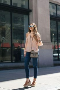 50 Ways to Wear Wedges for Spring and Summer Ideas 22