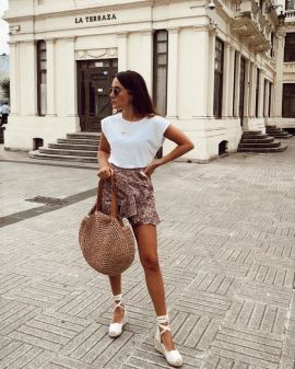 50 Ways to Wear Wedges for Spring and Summer Ideas 23