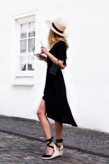 50 Ways to Wear Wedges for Spring and Summer Ideas 33