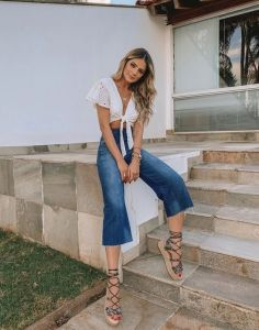 50 Ways to Wear Wedges for Spring and Summer Ideas 34