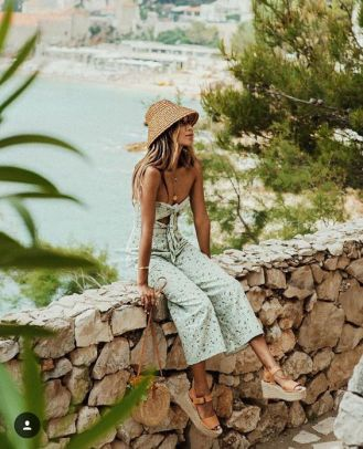 50 Ways to Wear Wedges for Spring and Summer Ideas 4