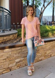 50 Ways to Wear Wedges for Spring and Summer Ideas 9