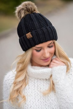 30 Best Warm Winter Hats for Women14