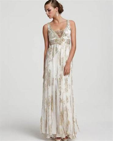 30 Inspiration for a sleeveless long dress outfit to appear feminine and trendy 07