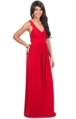 30 Inspiration for a sleeveless long dress outfit to appear feminine and trendy 25