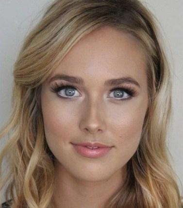 35 Inspirations Makeup Wedding For Blue Eyes 18