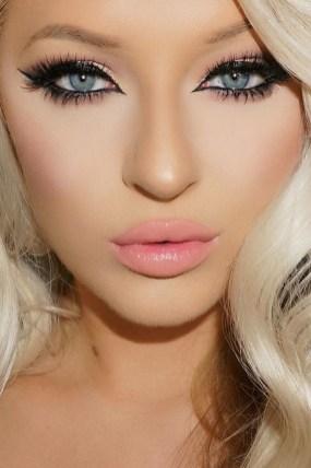 35 Inspirations Makeup Wedding For Blue Eyes 20