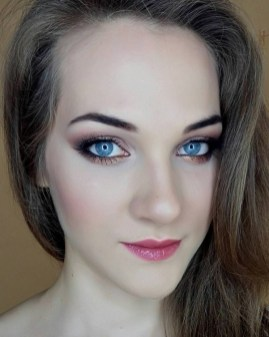 35 Inspirations Makeup Wedding For Blue Eyes 23