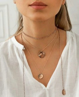 40 Most Popular Necklace For Women Ideas 03
