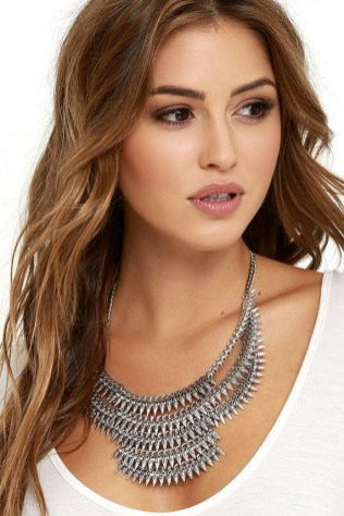 40 Most Popular Necklace For Women Ideas 18