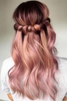50 Best Peek A Boo Hair Color Ideas 18