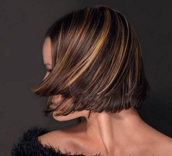 50 Best Peek A Boo Hair Color Ideas 20