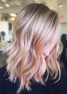 50 Best Peek A Boo Hair Color Ideas 23