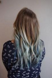 50 Best Peek A Boo Hair Color Ideas 43