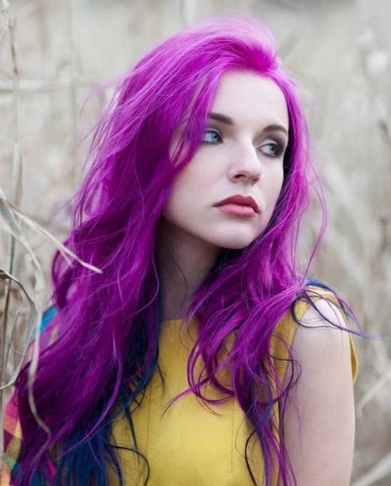 50 Best Peek A Boo Hair Color Ideas 50