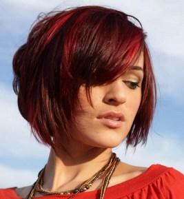 50 Best Peek A Boo Hair Color Ideas 53