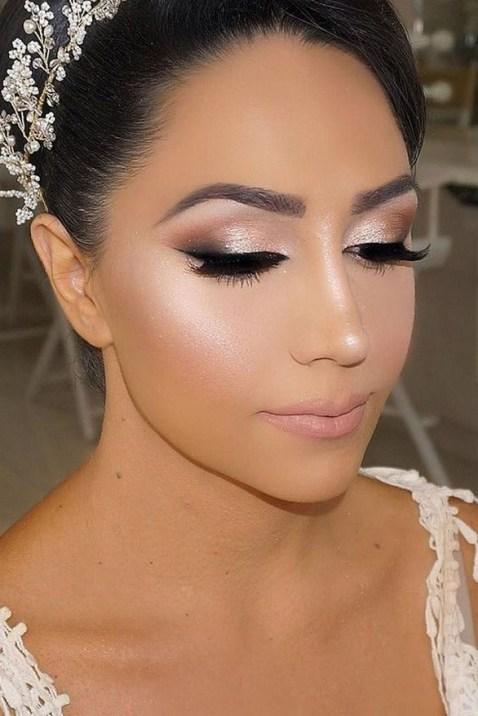 50 Best Wedding Makeup 2021 Trends 25