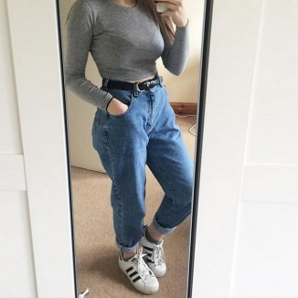 Aesthetic Outfits Ideas for Women stylish 21