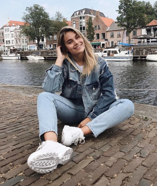 Aesthetic Outfits Ideas for Women stylish 27