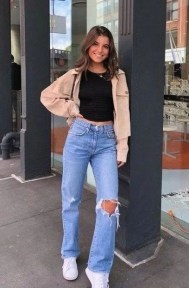 Aesthetic Outfits Ideas for Women stylish 29
