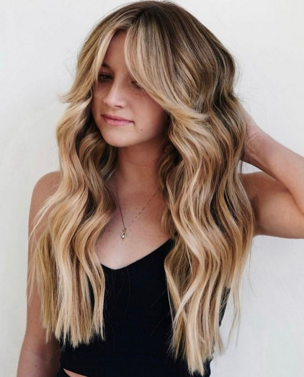 Curtain Bangs Hair Styles Ideas 01