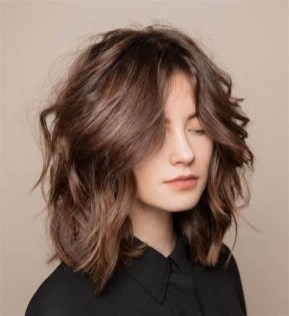 Curtain Bangs Hair Styles Ideas 38