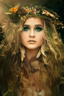 Fairy Hairstyles Ideas for Women 22