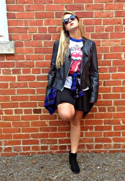 Grunge Outfits Casual Ideas in 2021 32