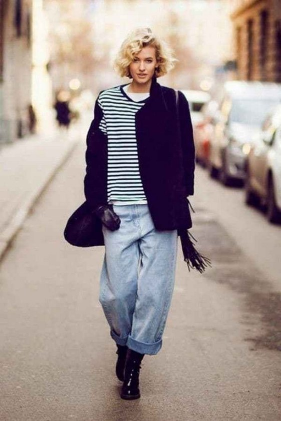 How To Style Casual Spring Outfits for Women 39