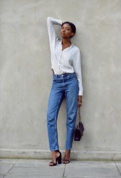 Mom Jeans Outfits Ideas for 2021 25