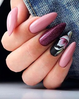 Spring Nail art Design and Colors Ideas For 2021 28
