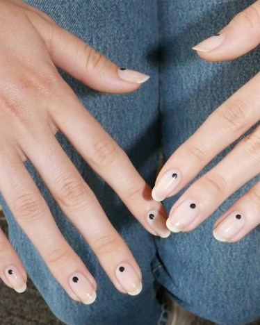 Spring Nail art Design and Colors Ideas For 2021 47
