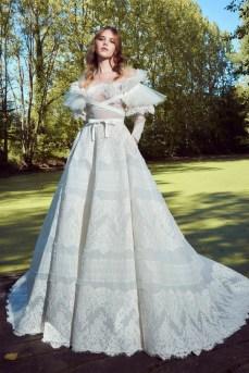 25 Adorable Wedding Dresses for Falll 02