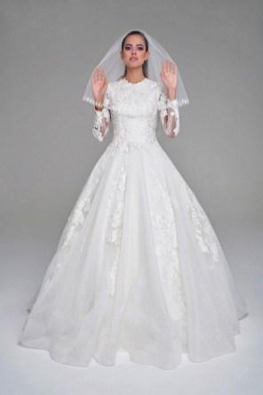 25 Adorable Wedding Dresses for Falll 05