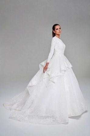 25 Adorable Wedding Dresses for Falll 06