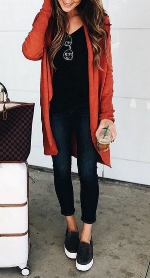 30 Fashionable Fall Outfits This Year 05
