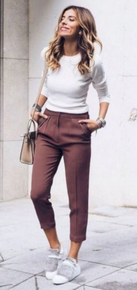 30 Fashionable Fall Outfits This Year 13