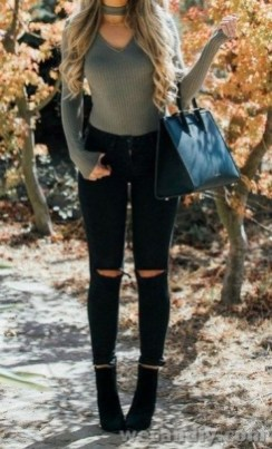30 Fashionable Fall Outfits This Year 28