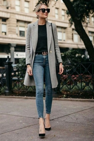 45 Fashionable Fall Outfits This Year 07