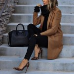 45 Fashionable Fall Outfits This Year 11