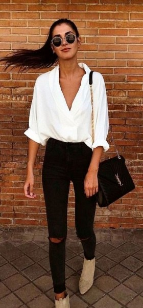 45 Fashionable Fall Outfits This Year 14 1