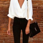 45 Fashionable Fall Outfits This Year 14